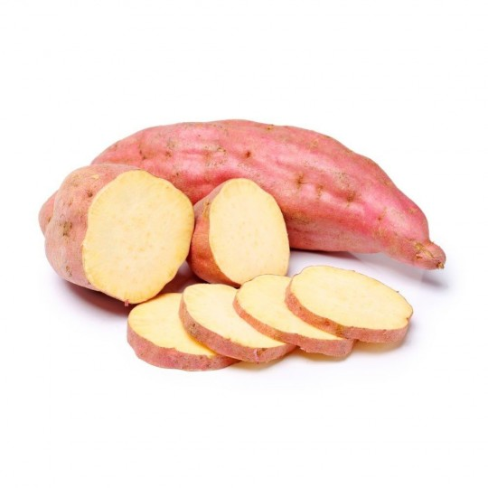 Sweet Potatoes purple skin and white flesh - 1 kg