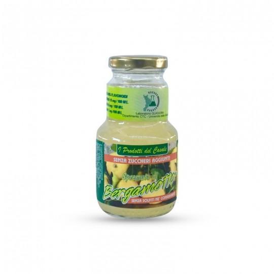 Spremuta di Bergamotto pronta da bere: Acquista Online su FruttaWeb.com