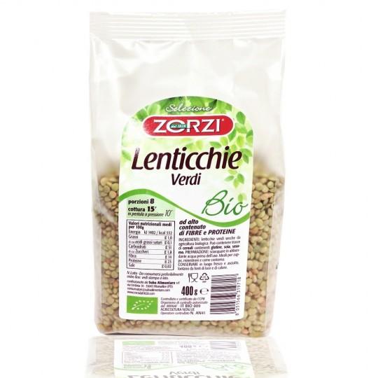 "Bio lenticchie ""Zorzi"" 400 gr"