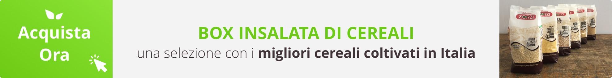 Acquista Online i Migliori Cereali Italiani con un Click su FruttaWeb.co,