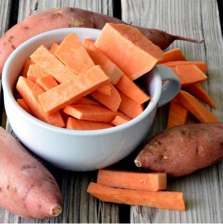 Patate dolci Biologiche Almaverde Bio su FruttaWeb.com