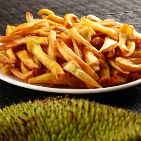 Patatine di Jackfruit frescosu FruttaWeb.com
