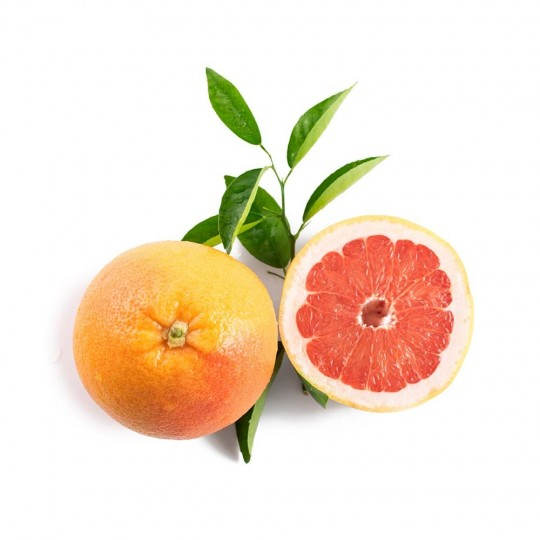 Fresh organic grapefruit 1 kg