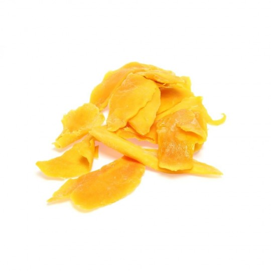 Mango Disidratato Senza Zucchero in fette