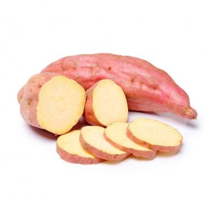 Sweet Potatoes purple skin and white flesh - 1 kg