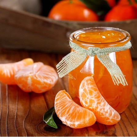 Marmellata di Mandarini Biologici Almaverde Bio su FruttaWeb.com