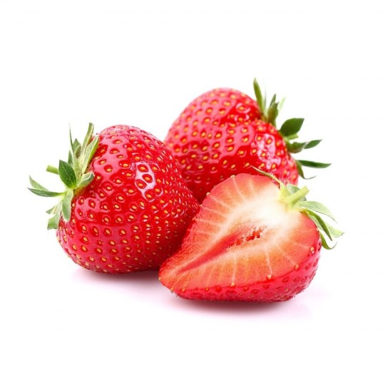 Fresh Organic Strawberries: Shop Online at Frutta