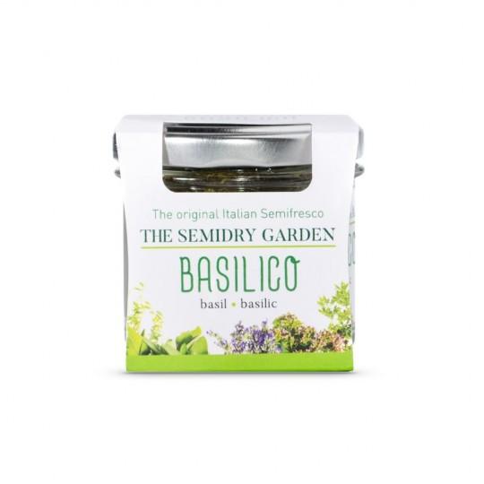 Basil semidry - 30 gr