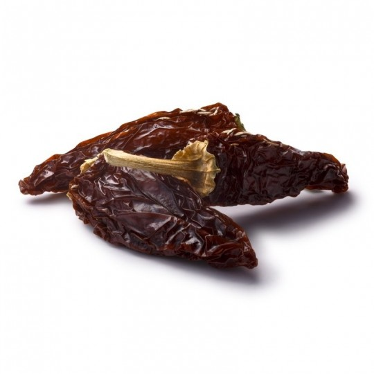 Chipotle dried - 2,2 kg - Origin Mexic