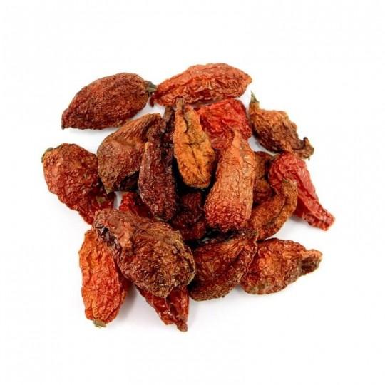 Peperoncino Naga / Bhut Jolokia rosso fresco: Acquista Online su FruttaWeb.com