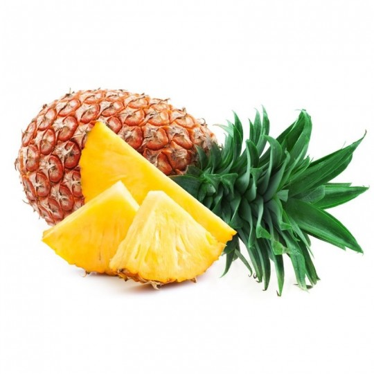 Organic Pineapple AlmaverdeBio 1 fruit