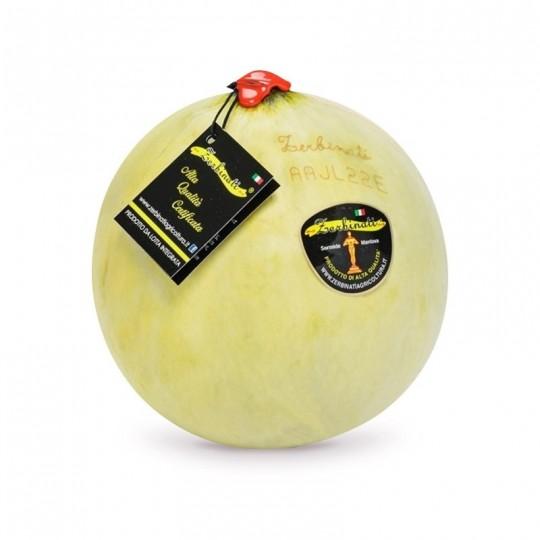 Melone fresco a marchio Zerbinati in vendita online su FruttaWeb