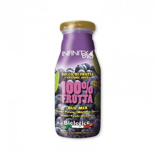 Succo di Frutta Bio BluMix: Acquista su FruttaWeb.com