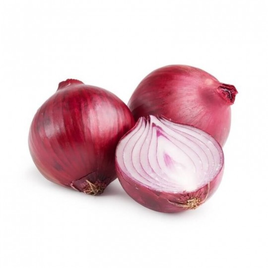 Red Organic Onion Almaverde Bio
