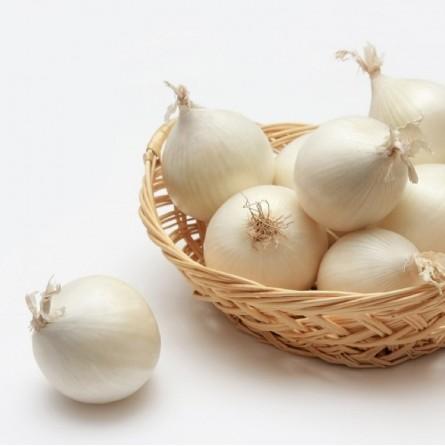 Cipolla bianca Almaverde Bio: Acquista online su FruttaWeb.com in tavola