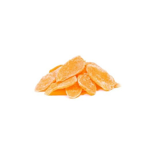 Dried Mango slices - 250 gr