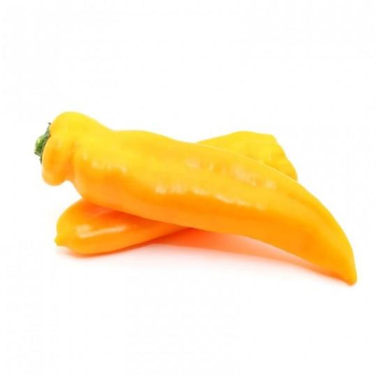 Peperoni Corno Giallo Biologico Acquista Online su FruttaWeb.com