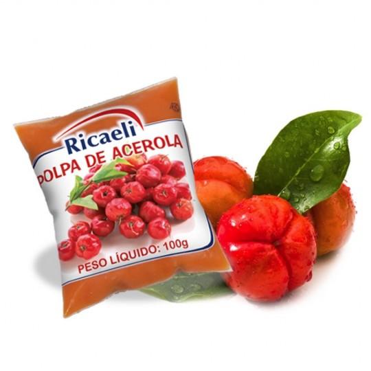 Acerola Purea Surgelata: Acquista Online su FruttaWeb.com