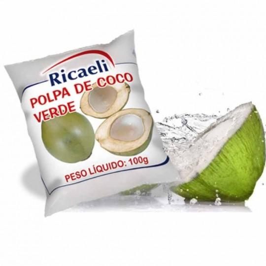 Cocco Purea Surgelata 40 Buste Mono-Dose da 100 g
