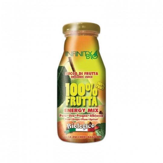 Succo di Frutta Bio EnergyMix InfinityBio: Acquista Online su FruttaWeb.com