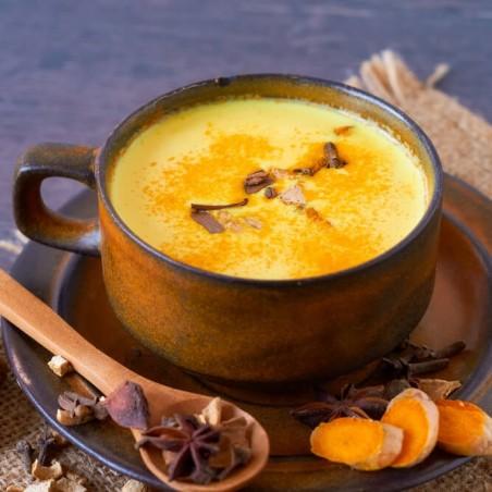 Radice di Curcuma fresca tisana ricetta