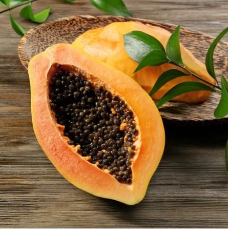 Papaya fresca via aerea su FruttaWeb.com