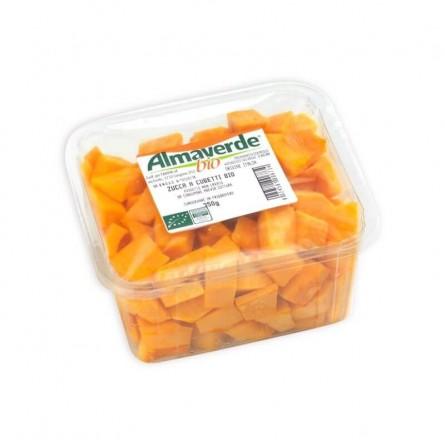 Zucca  a cubetti pronta da mangiare Almaverde Bio: Acquista Online