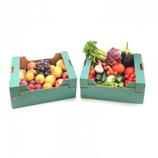 Cassetta di Frutta Biologica Almaverde Bio