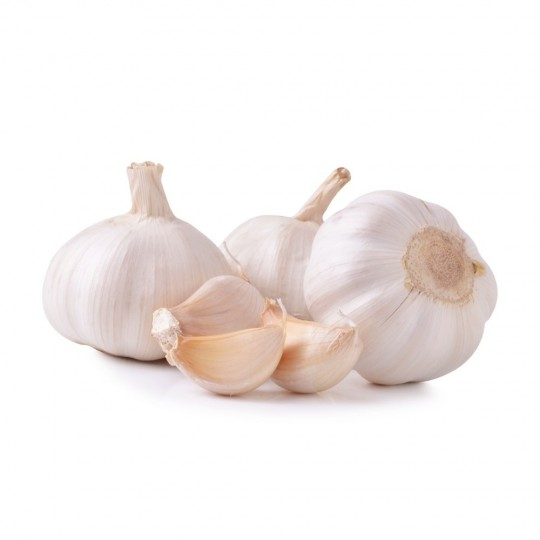 Organic fresh Garlic 250 gr