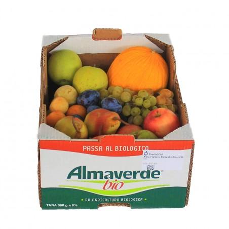 Cassetta di Frutta Biologica Almaverde Bio: Acquista Online su FruttaWeb.com