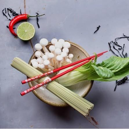Funghi Shimeji bianchi freschi: Acquista Online su FruttaWeb