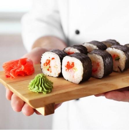 Wasabi fresco (o ravanello giapponese) - 100 gr: disponibile su FruttaWeb.com