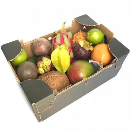 Cassetta di Frutta Esotica: Acquista Online su FruttaWeb.com