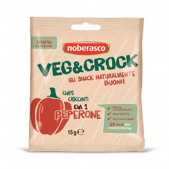 Peperoni Veg&Crock Noberasco