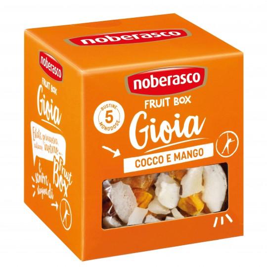 Cocco e mango Fruit Box Gioia Noberasco: acquistalo ora su Fruttaweb.com