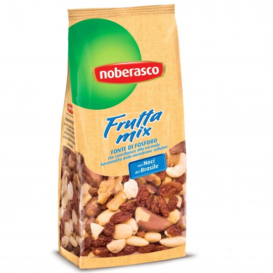 Noci del Brasile Frutta Mix Noberasco: disponibile ora su FruttaWeb.com