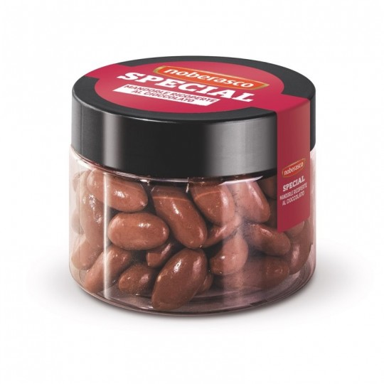 Mandorle ricoperte al Cioccolato al latte Special