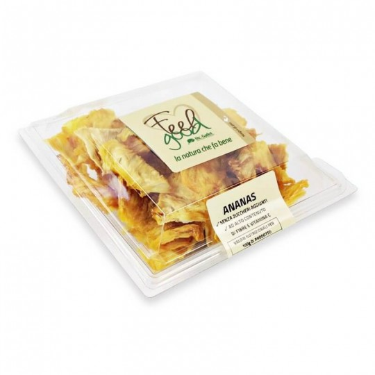Dried Pineapple slices - 250 g