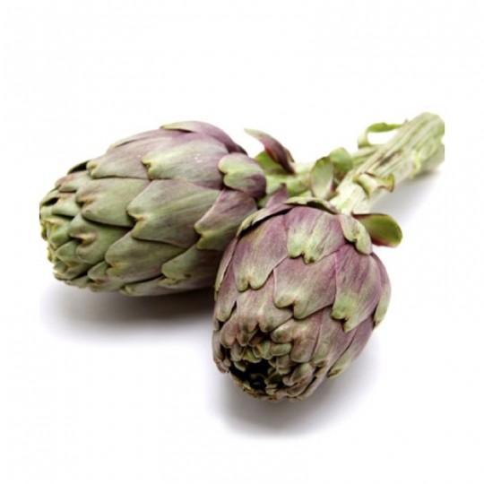 Organic Violet artichoke - 1 piece
