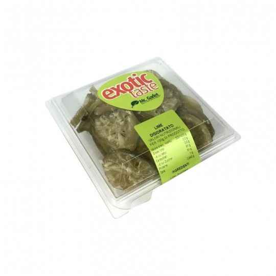 Dried Lime slices - 500 gr