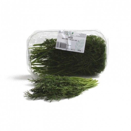 Dill fresh - 20 gr in tray