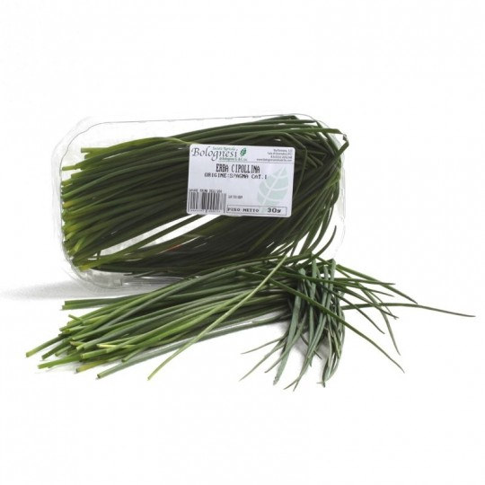 Chives fresh - 20 gr in tray