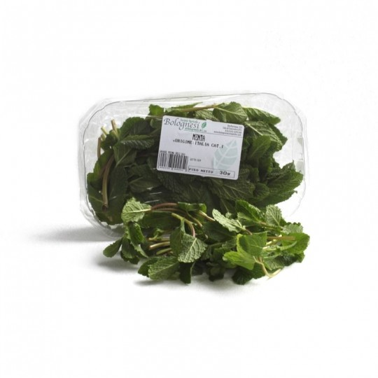 Mint fresh - 20 gr in tray