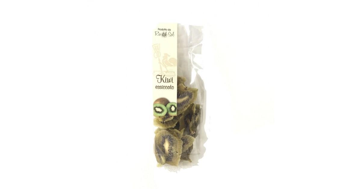 Kiwi Verdi Disidratati Senza Zucchero Rio del Sol