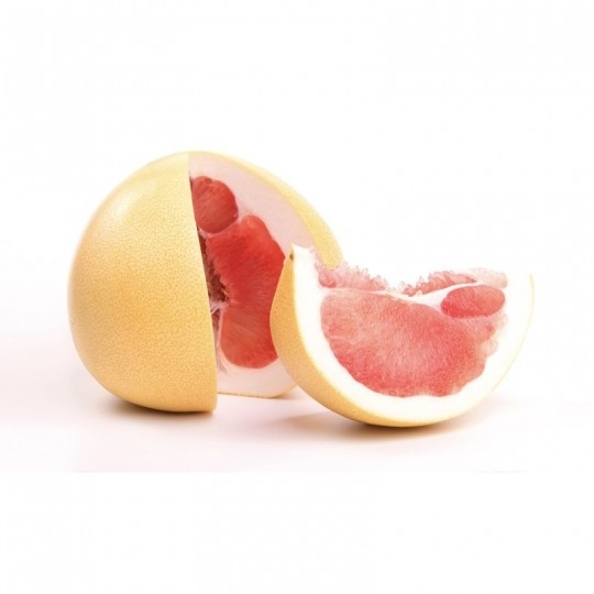 Fresh red pomelo - 1 fruit