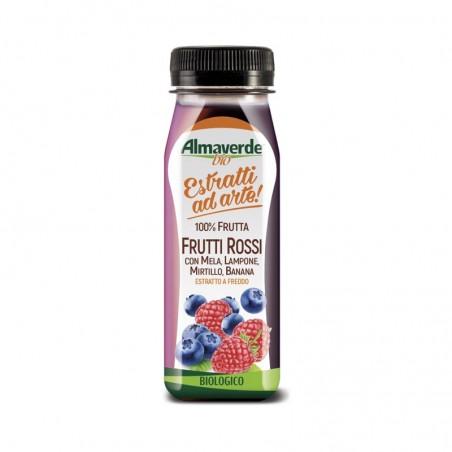 Estratto di Frutti Rossi Biologico Almaverde Bio Acquista Online su FruttaWeb.com