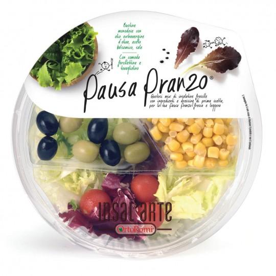 """Insalata Greca """"Pausa Pranzo"""": disponibile ora su FruttaWeb"""