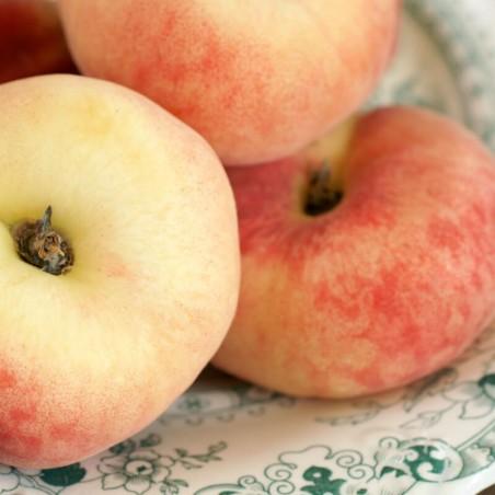 Pesche Piatte Saturnine (o tabacchiera): Acquista Online su FruttaWeb