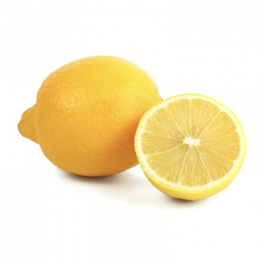 Natural lemons of Sorrento - 1 kg - Origin Italy (Sorrento)