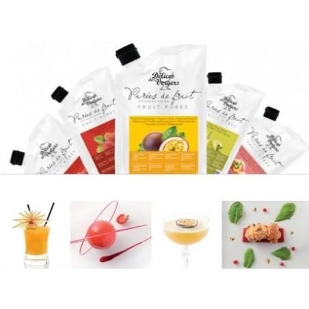 Purea di Ananas Acquista Online su FruttaWeb.com